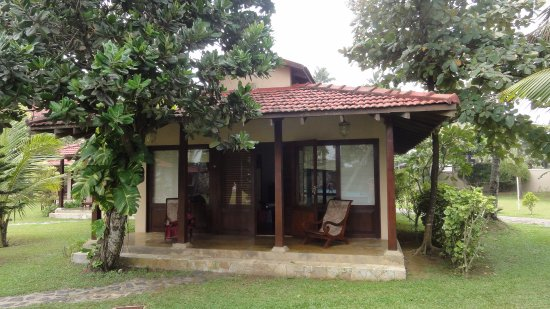 Weligama Bay Resort: Garden villa - exterior