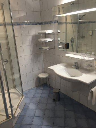 Heimbuchenthal, Germany: Schoenes Hotel in ländlicher Region