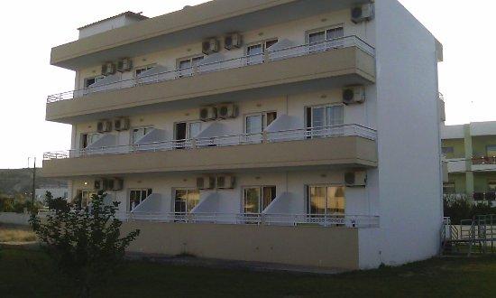 Tsampika Hotel : новый корпус