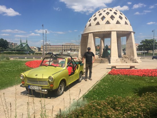 Trabant City Tour