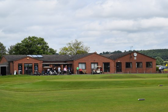 Bromfield, UK: CLUBHOUSE LUDLOW GOLF CLUB