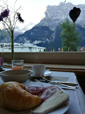 Hotel Restaurant Alpina Grindelwald: IMG_20160907_084202_large.jpg