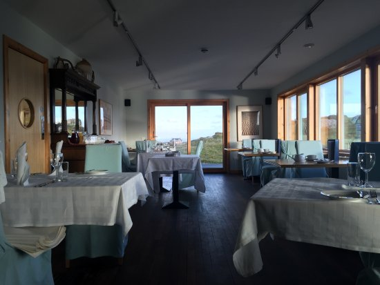 Carnish, UK: Restaurant room