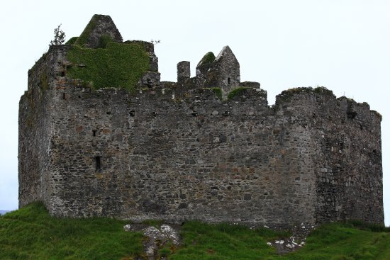 Lochaber, UK: Castle Tioram
