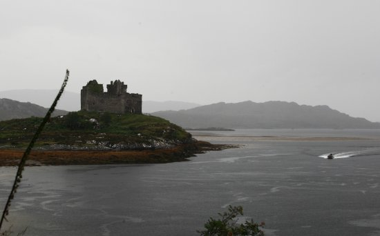 Lochaber, UK: Castle Tioram