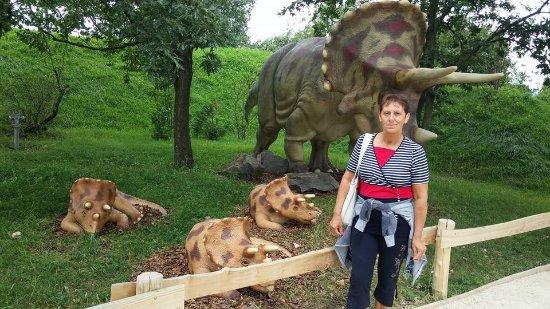 Veszprem County, Hungría: Dínópark