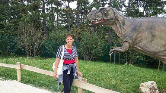 Veszprem County, Hungary: Dínópark