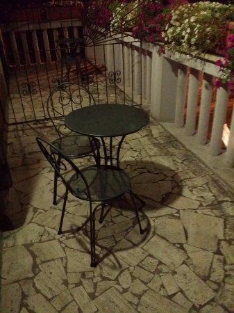 Terraza - Picture of Soggiorno Lo Stellino, Siena - TripAdvisor