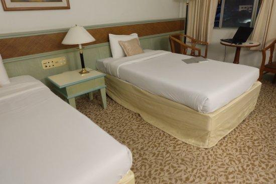 Narathiwat, Tailândia: เตียงนอนสำหรับห้องเตียงคู่