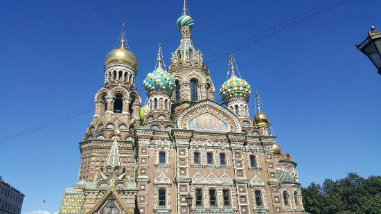 Your Guide in Saint-Petersburg - Tours : St Petersburg. The city of beautiful churches