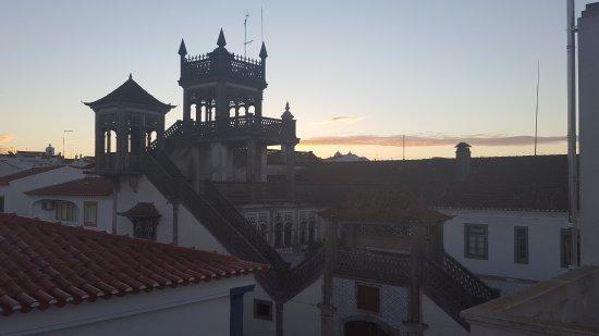 Castro Verde, Portugal: Edificio