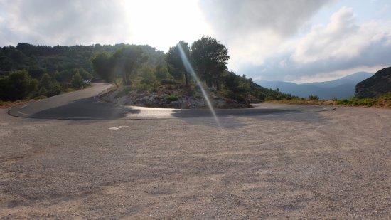 Provence-Alpes-Cote d'Azur, France: Route des Cretes n°3