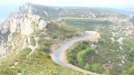 Provence, France: Route des Cretes n°4