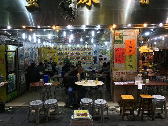 Temple Street Night Market: The Spicy crab Temple street
