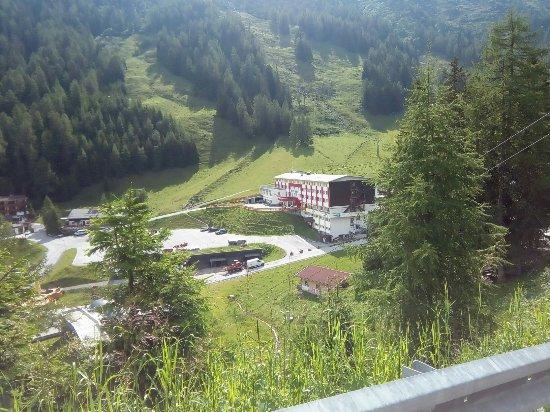 Axams, Österrike: Hotel Olympia