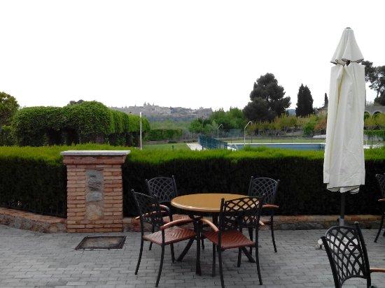 Province of Toledo, Hiszpania: Restaurante Finca Del Greco