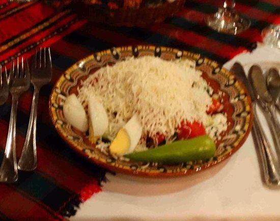 Restaurant Vodenitzata: Best tomato salade