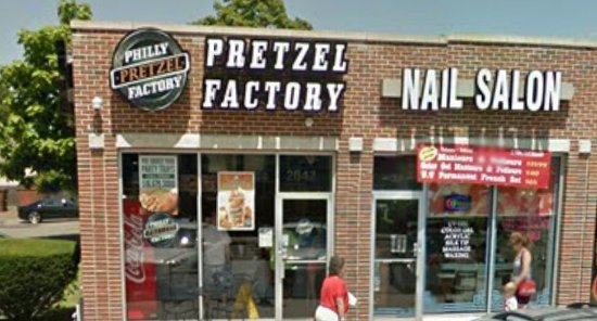North Bellmore, Nowy Jork: Philly Pretzel