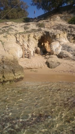 Kalathas secret beach