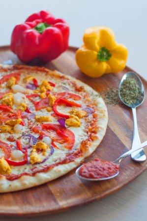 Пренай, Литва: Pizza..