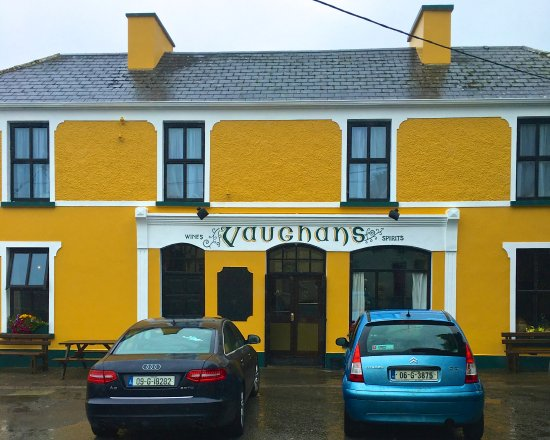 Kilfenora, Irlande : Vaughn's