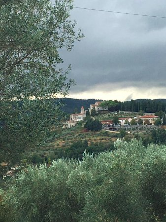 Pelago, Italia: On The Way To Nipozzano