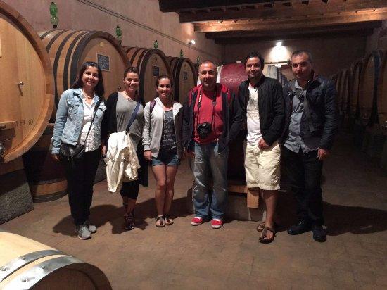 Pelago, Italia: Upper Cellar 2