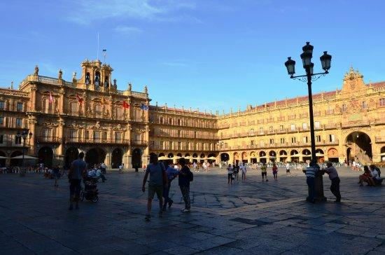 plaza-mayor-salamanque - Photo