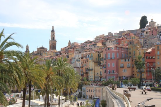 Ibis Styles Menton Centre: Mention itself is a wonderful place to stay