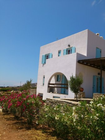 Antiparos Luxury Apartments