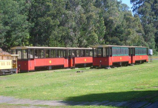 Pemberton, Austrália: Carriages