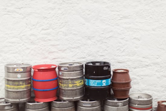 Inverkip Hotel: Kegs