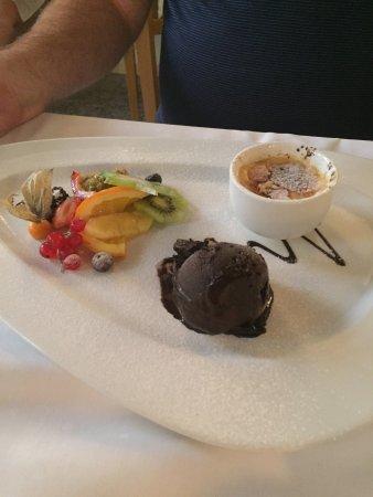 Fantastic restaurant in busy Locarno