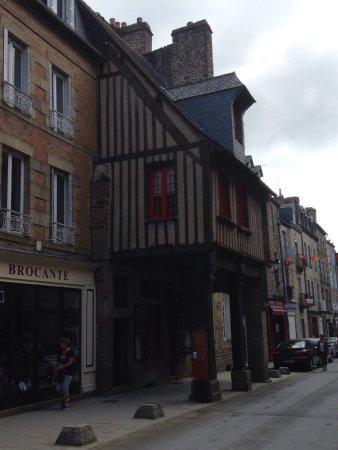 Fougeres, Prancis: Entrée