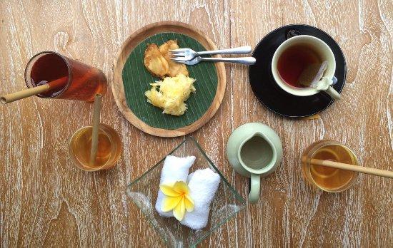KajaNe Yangloni Private Boutique Health & Leisure Centre: The Afternoonn Tea