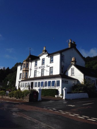 Tighnabruaich, UK: photo1.jpg