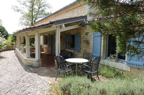 La Sauvetat sur Lede, فرنسا: huis