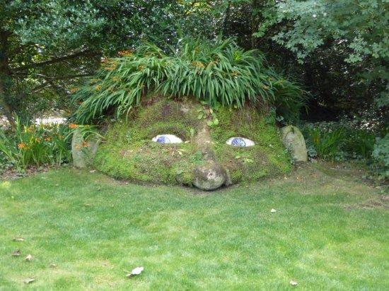 St Austell, UK: The Giant's Head