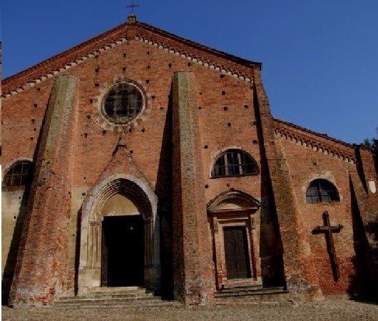 Cassine, Italia: Facciata della chiesa
