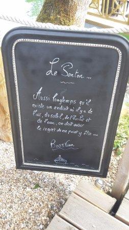 Citation Picture Of Les Voiles Du Pontis Cognac Tripadvisor