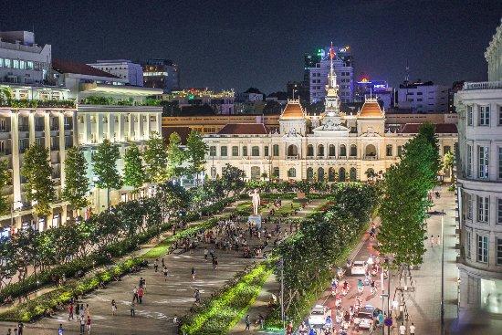 胡志明广场