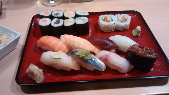 Ochi no Sushiya: Sushi Mix medium size
