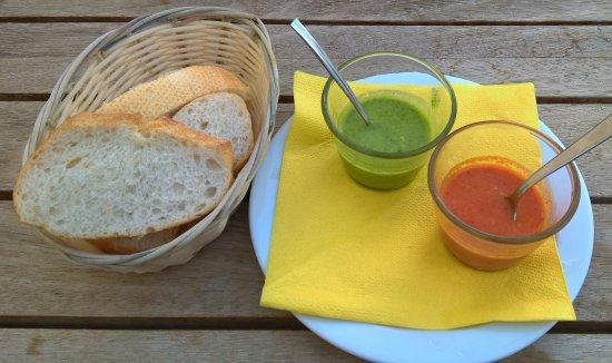 Mala, Hiszpania: Cafeteria Cueva Paloma, Mojo