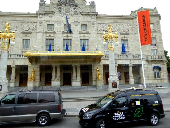 Royal Dramatic Theater (Kungliga Dramatiska Teatern) : Royal Dramatic Theater