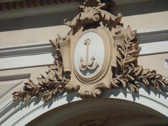 Hotel Ayvazovsky: Odessa city crest