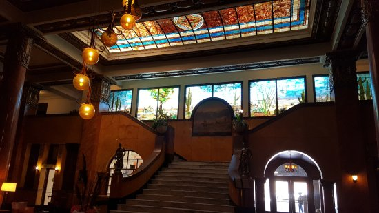 Gadsden Hotel: Hotel Lobby - Grand Staircase
