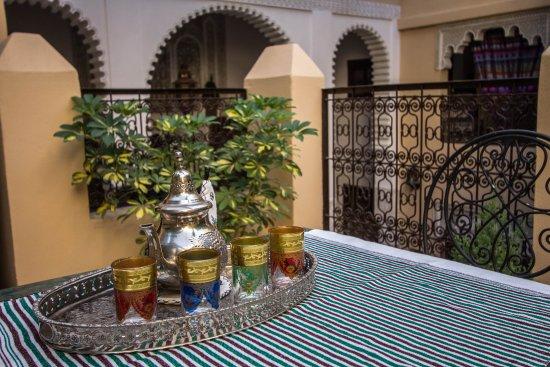 Riad Letchina : le thé à la menthe