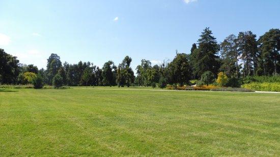 Godollo, Hungría: jardines palacio