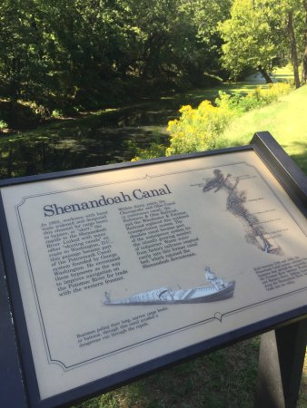 Armory Canal Trail: Easy hike filled with history