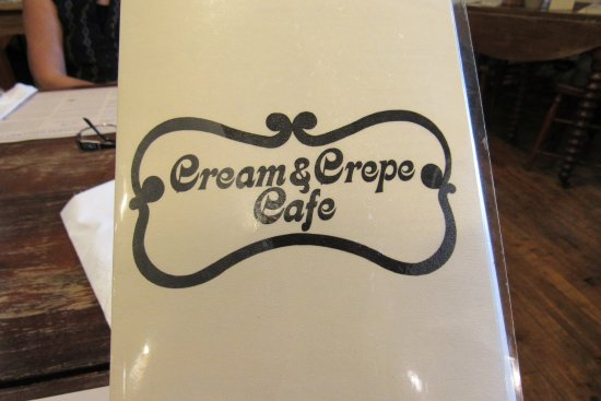Cream & Crepe Cafe Picture